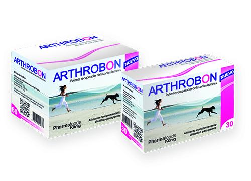 Arthrobon, comprimidos palatables